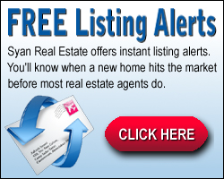 Free Listing Alerts - Click Here